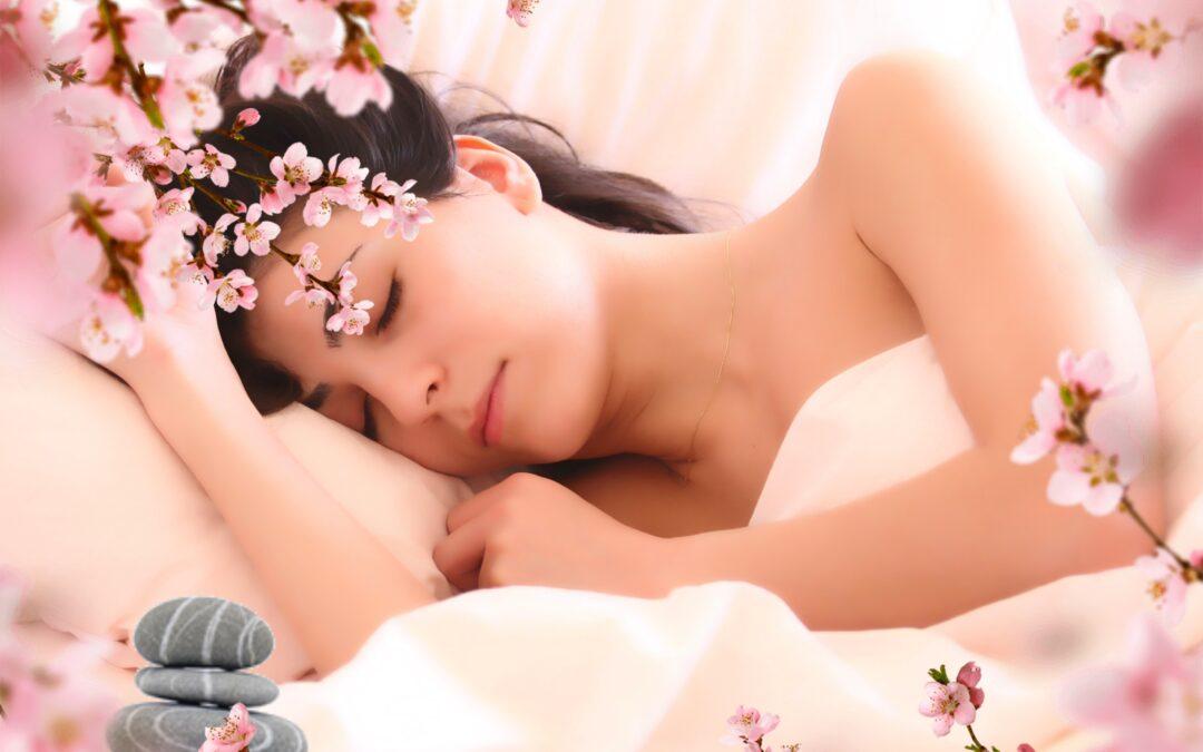 Cherry Blossom Instrumental Sleep Sounds
