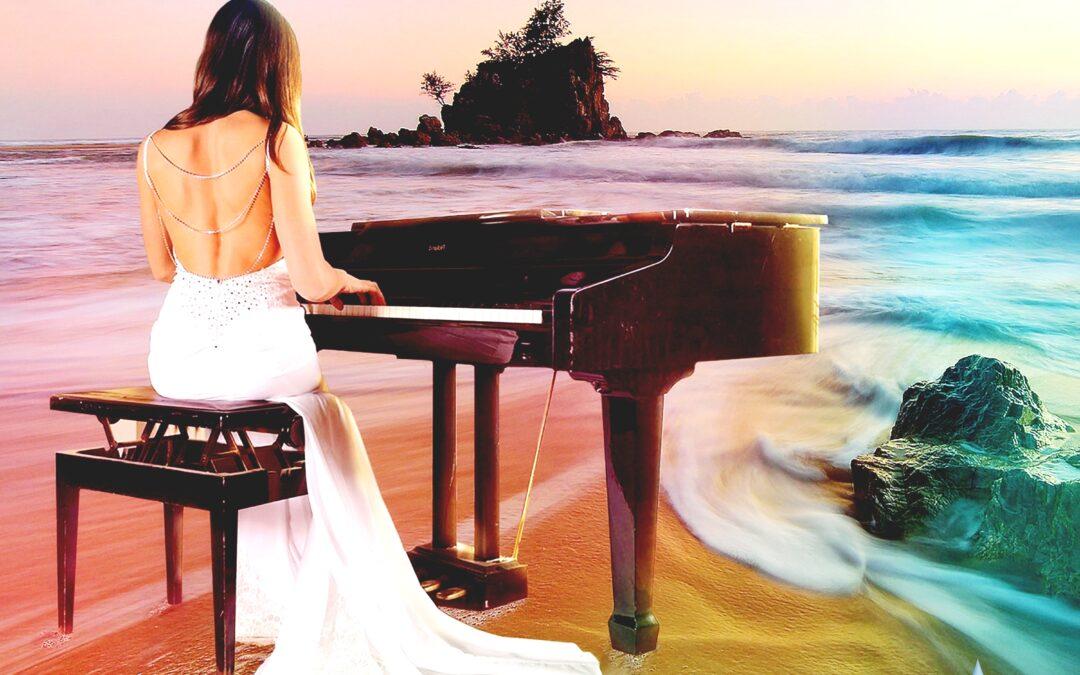 Calming Piano Sleep Sounds